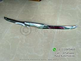 Innova New Model Bonnet Chrome OE Lip with fittings