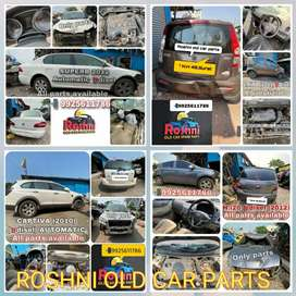 Roshn car Old cars part  Surat Gujarat  delivery oll over India