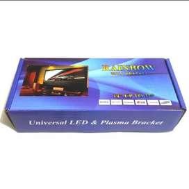 """Breket / Bracket Dudukan TV LCD/LED 14""""-42"""" 026 Rainbow Wall Besar"""