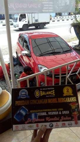Dapatkan Mobil Lebih NYAMAN di berbagai Medan Jalan dg BALANCE Damper