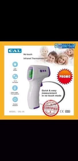 Ready thermometer / termometer / termogun resmi ada sertif