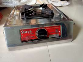 Surya plus lpg gass burner Gas stove on sell.
