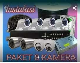 Tangsel Cctv kamera 2Mp jual+Pasang Murah Berkualitas