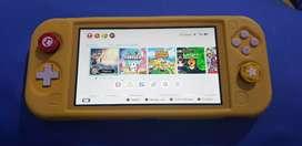 Nintendo Switch Lite bonus 11 Game AAA