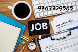 Hiring back office data entry operator ,call us