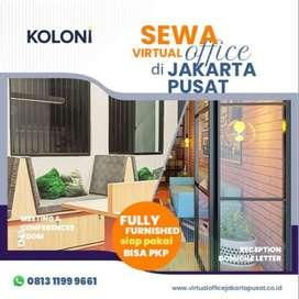 Sewa Domisili Alamat PT CV Yayasan Virtual Office Jakarta PKP