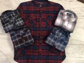 Men shirt stock