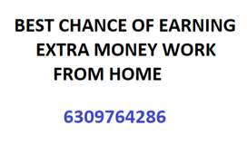 Earn money from anywhere by simple typing work