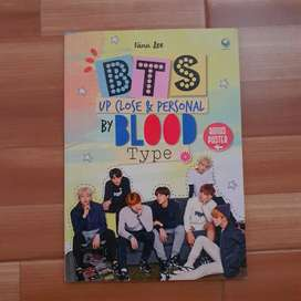 BTS up close & personal by BLOOD Type