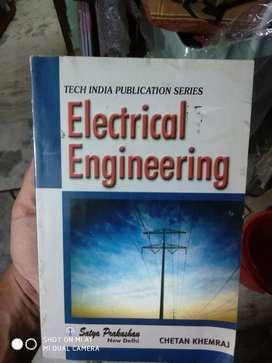 Electrical engineering book ( B.tech )