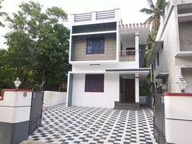 New 1500sqft 3bhk attached House
