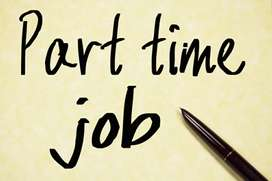 Full time no only part time job