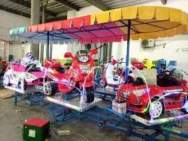 DOV Odong odong tayo kereta panggung lampu hias kereta wisata