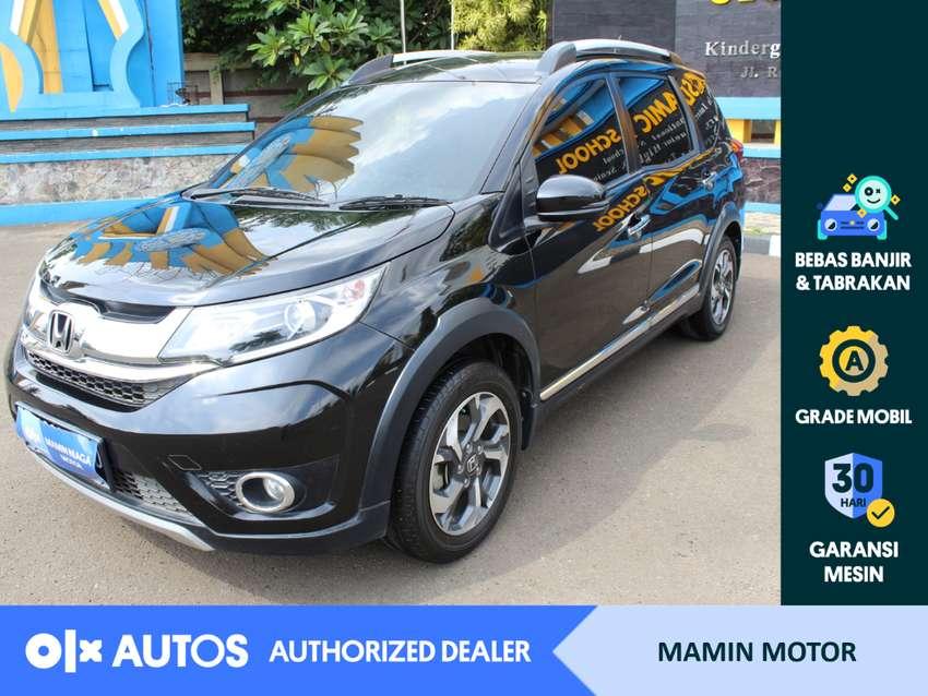 [OLX Autos] Honda BRV 2017 1.5 E A/T Hitam #Mamin Motor 0