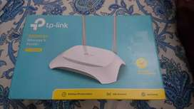 Tp-Link Device is available in new condition, used for few months.