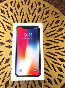 i phone x used but in new condition