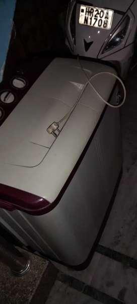 Electrolux 6kg washing machine