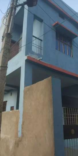 Double storey house for sale in gola road,trimurti Nagar.
