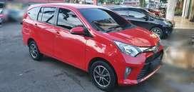 Dijual Cash atau Kredit Toyota calya G Autometik 2019
