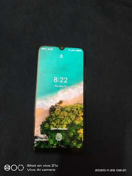 Mi A3 mobile 6gb rom 128Gb internal.. Emergency sales for My mobile...