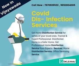 Sanitization Service In Vijayawada