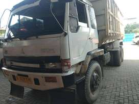 Mitsubishi Fuso FN 527 ML Dump Truck Tahun 2013