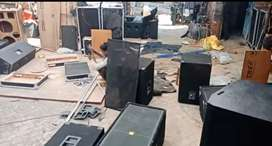 डीजे बॉक्स हर साइज का डीजे का बॉक्स बनाया जाता है ऑर्डर पर