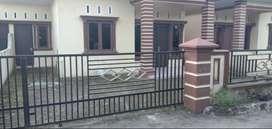 Dijual rumah permanen