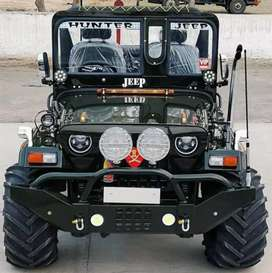 Singla motor modified jeeps