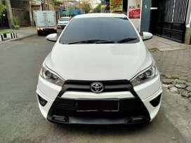 Toyota yaris s trd 2014 at