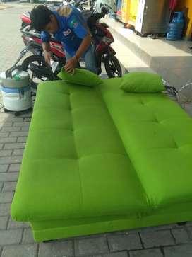 Jasa cuci Sofa bed