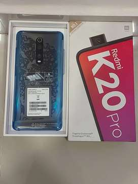 Mi k20 pro 6gb 128gb in new condition 90 days old