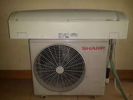 AC second Sharp 1/2 PK masih ori