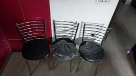 Three chair
