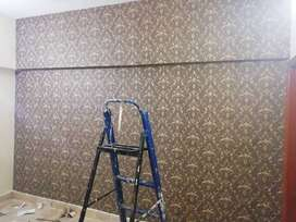 All Types 2d,3d,4d&5d WallPaper Korean & China Available At Wholesale