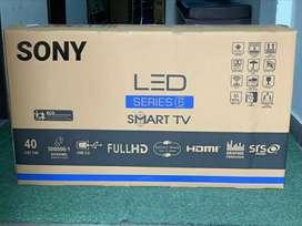"""40"""" smart led tv 2 years warranty"""