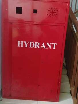 Hydrant Box Hooseki sisa proyek kondisi masih bagus