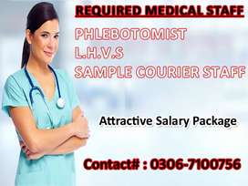 Required medical staff