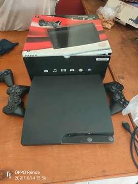 PS 3 Slim 320 GB mulus oryan