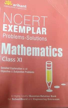 NCERT ExEMPLAR Problem-Solutions Mathematics Class XI