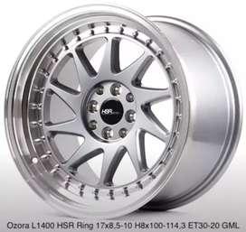 OZORA L1400 HSR R17X85/10 H8X100-114,3 ET30/20 GML
