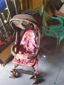 Sroler bekas dan perlengkapan bayi