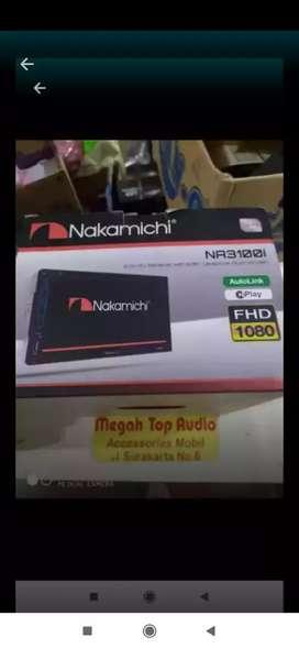 Tape doubledin nakamichi