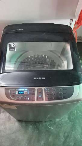 Samsung top load 9 kg washing machine  fully Automatic