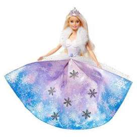 Barbie Dreamtopia Reveal princess doll