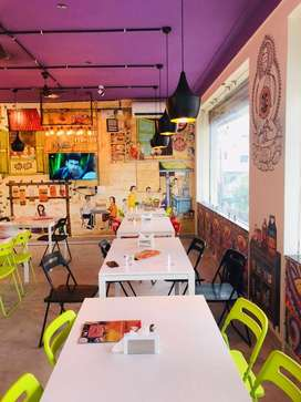 The Purple Cabbage Restaurant