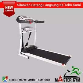 TREADMILL ELEKTRIK - Grosir Alat Fitness - Master Gym Store !! MG#9505