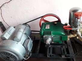 Pressure pump Vacum cleaner