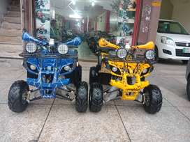 Box Packed 125cc Atv Quad Bike Four Wheels Deliver in all Pakistan