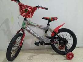 Sepeda anak bekas seperti baru